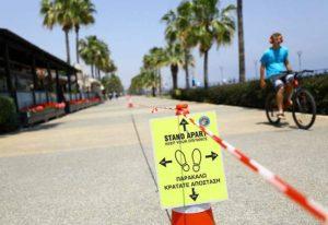 Güney Kıbrıs havalimanlarını 9 Haziran'da 20 ülkeye açıyor