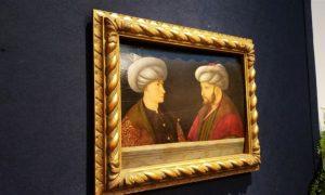 Fatih Sultan Mehmet'in ünlü tablosu Londra'da satışa sunulacak