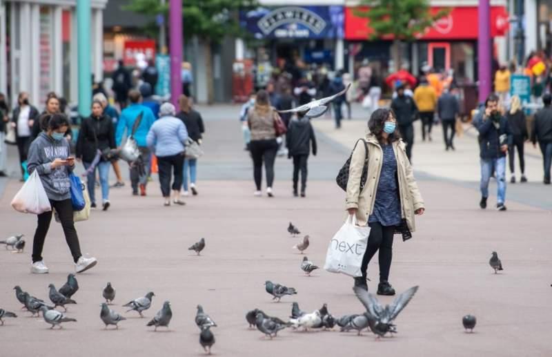 Covid-19 vakalarının arttığı Leicester şehrine yeniden karantina önlemleri getirildi
