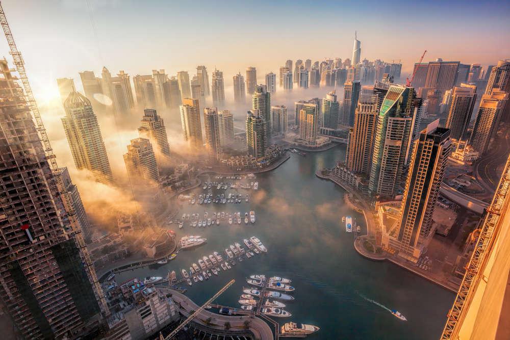 Kıbrıslı iş adamı 50 milyon dolar ile Dubai'de gözaltına alındı