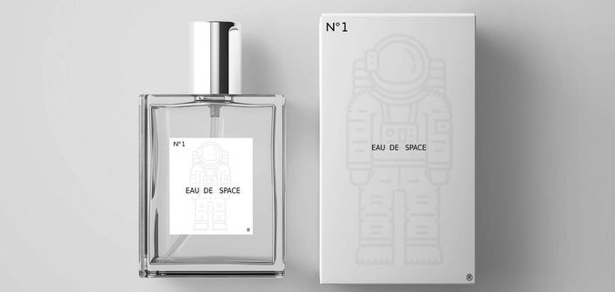 'Uzay kokusu' artık parfüm oluyor