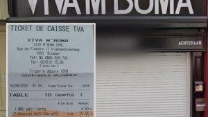 Belçika'daki bir restoran müşteri başına fazladan 5 euro korona bedeli alıyor