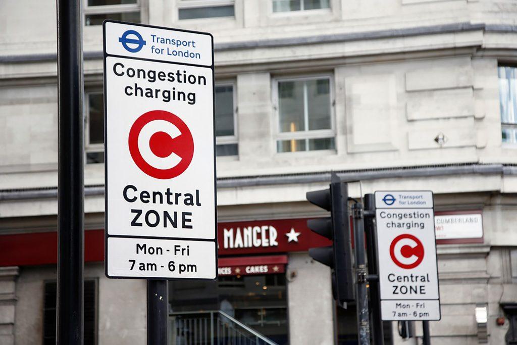 Congestion Charge ücretine yapılan zam sayesinde, TfL 100 miyon pound elde etti