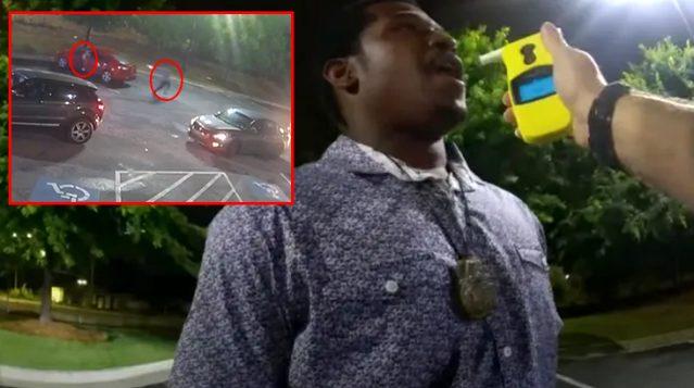 ABD polisi, Floyd'dan sonra bir siyahiyi daha öldürdü! Cinayet anı saniye saniye kamerada