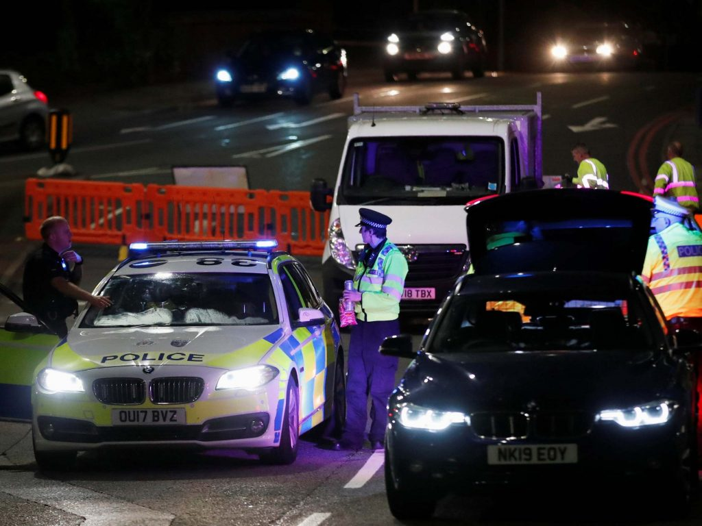 Police declare Reading stabbings that left three people dead a terror attack