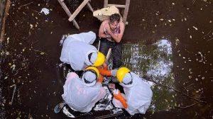 Bali'de kuyuya düşen İngiliz 6 gün sonra kurtarıldı