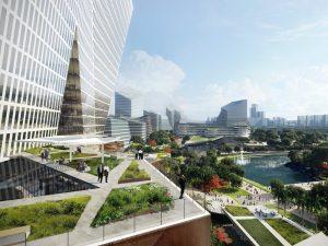 Teknoloji devi, 'Net City' isminde akıllı kent inşa etmeye hazırlanıyor