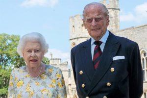 Edinburgh Dükü Prens Philip 99'uncu yaşına girdi