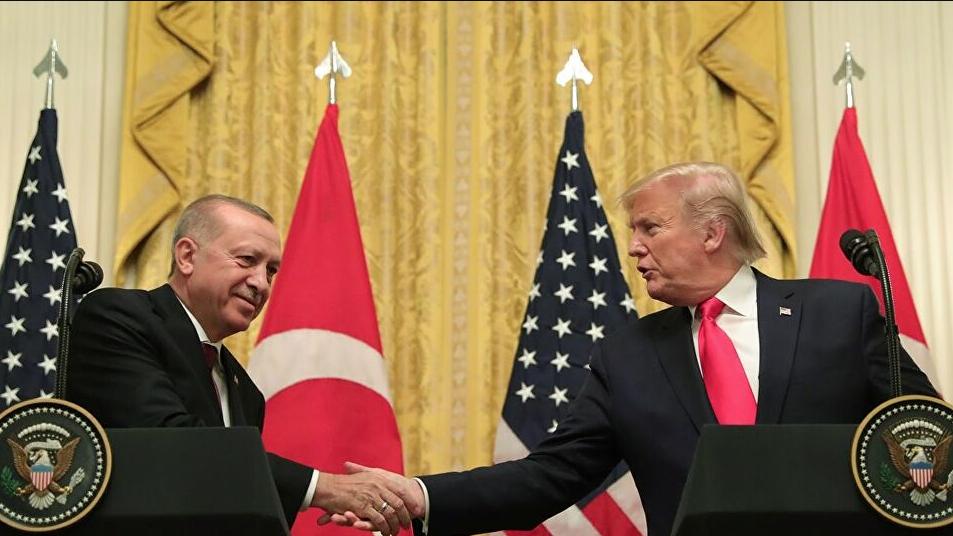 Cumhurbaşkanı Tayyip Erdoğan! Trump'ı kandırmış