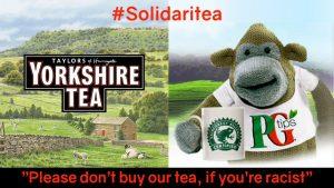 İngiliz çay şirketlerinden ırkçı müşterilerine: Çayımızı içmeyin