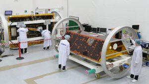 İngiltere'nin gelecekteki uydu iletişim hizmetleri için Airbus'tan uzay girişimi