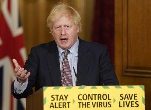 """Johnson """"küresel sağlık iş birliği çağını"""" başlatma çağrısı yaptı"""