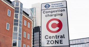 London congestion charge rises to £15