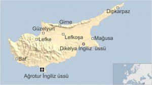 KKTC'den İngiliz üslerinin bir kısmının sivil kullanıma açılmasına karşı açıklama: Türk halkının da hakkı var