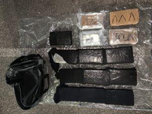 Londra'da korona uyuşturucu tacirlerine darbe vurdu