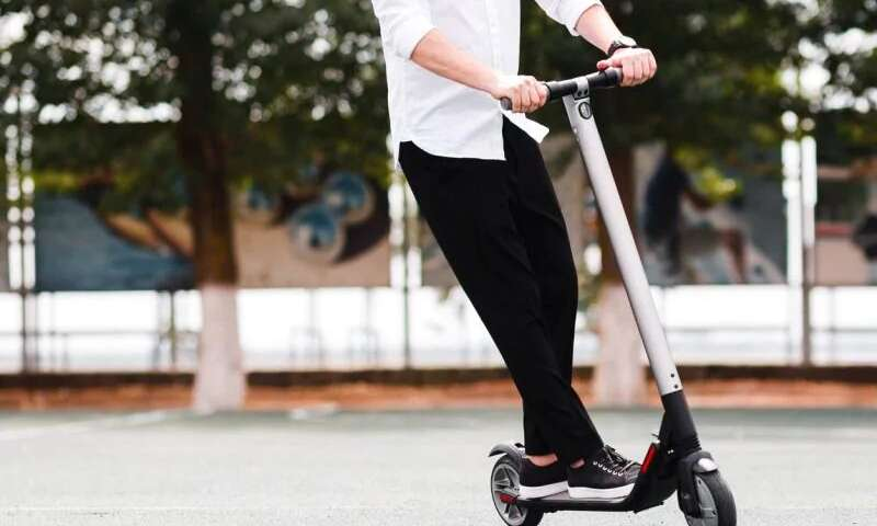 Rented electric scooters to be made legal in the UK