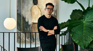Famous designer Erdem Moralıoğlu launched his new collection