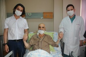 Hasan Pala flown to Turkey for emergency heart operation has passed away