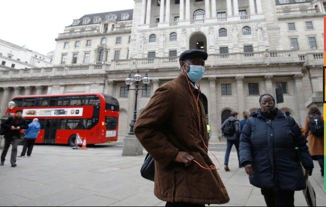 İngiltere'de son 24 saatte 17 can kaybı