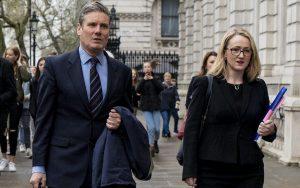 İşçi Partisi lideri Rebecca Long-Bailey'i görevden aldı