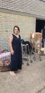 Londra Yardım Melekleri'nden anlamlı bağış