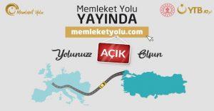Kara yoluyla Türkiye'ye gidecekler için 'Memleket Yolu' internet sitesi açıldı