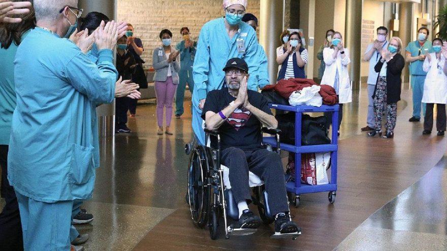 62 gün hastanede kalan koronavirüs hastası gelen fatura karşısında şok oldu