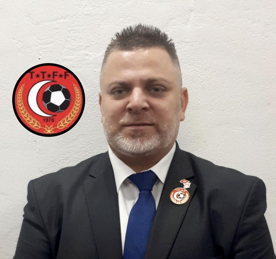 TTFF'in yeni Başkanı Osman Ercen