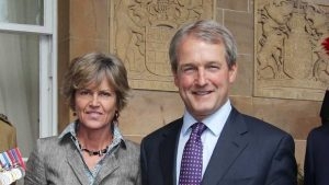 Wife of Tory MP Owen Paterson found dead