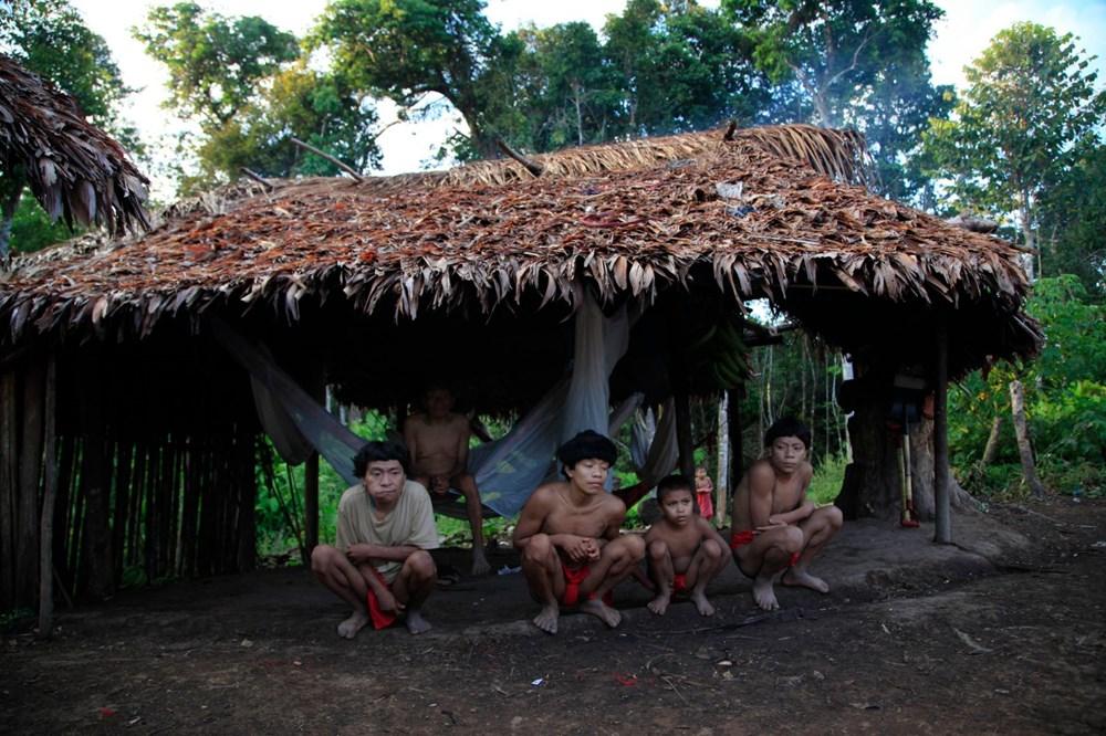 Yanomami Kabilesi'nin yaşamı altın avcıları nedeniyle tehlikede