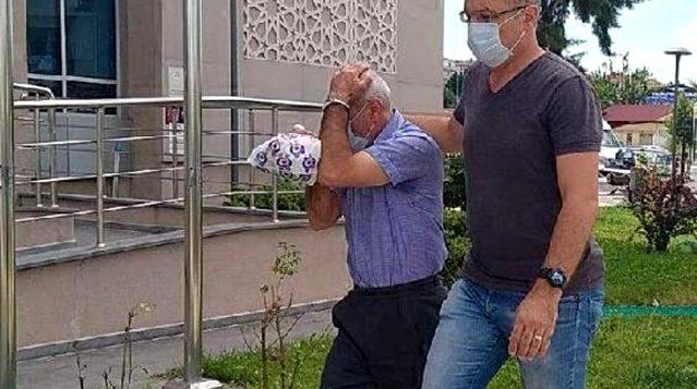 10 yaşındaki kız çocuğunu taciz eden sapığı dövüp polise teslim ettiler