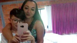 11 yaşındaki oğlunu çamaşır ipiyle boğarak öldürdü