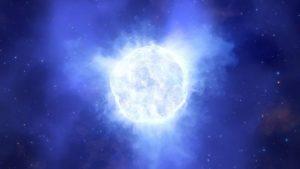 Dev yıldız gizemli bir şekilde ortadan kayboldu