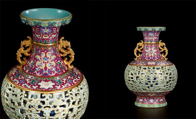 Daha önce 56 dolara satılan vazo, 9 milyon dolara alıcı buldu