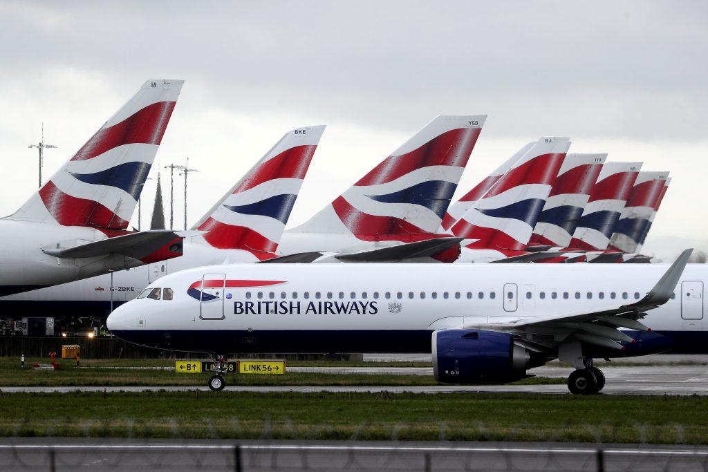 British Airways 17 noktayı daha uçuşlarını başlatıyor