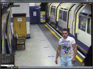Finchley tren istasyonunda cinsel taciz