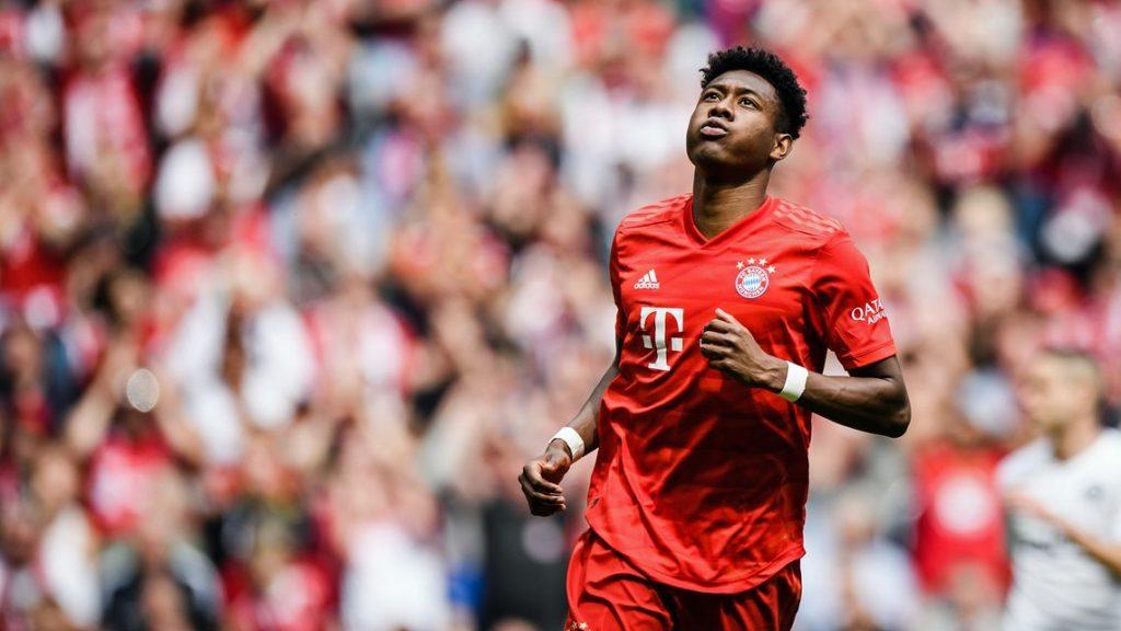Manchester City, David Alaba için servet harcayacak