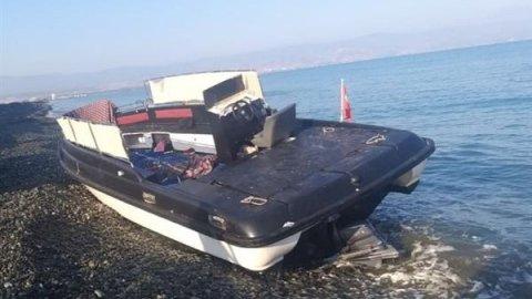 KKTC'de kaçmaya çalışan 2 Suriyeli mülteci vuruldu