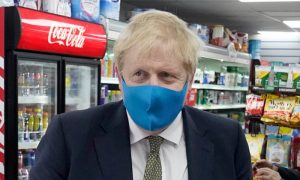 Brits will be forced to wear face masks inside shops from July 24