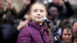 İsveçli iklim aktivisti'nden 1 milyon euroluk bağış