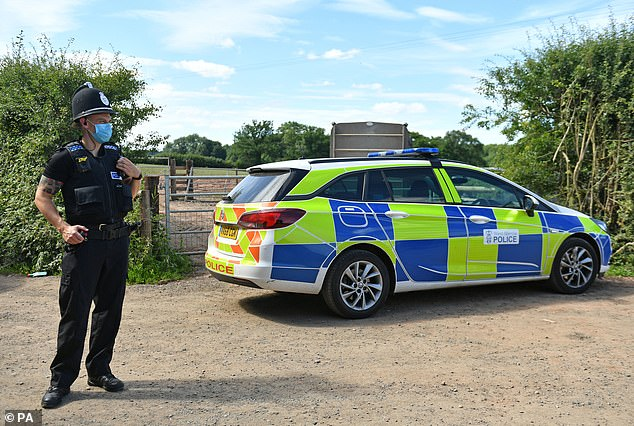 Over 200 people quarantined after outbreak at Herefordshire farm