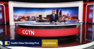 Çin resmi kanalı CGTN'e İngiltere'den yayın yasağı