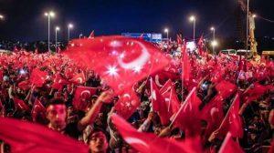 15 Temmuz şehitleri Türkiye'de anılıyor