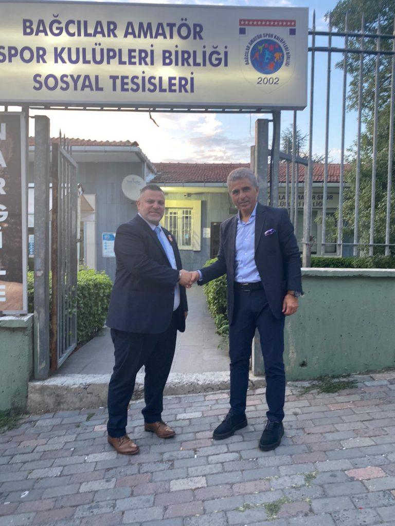 TTFF Başkanı Ercen, İstanbul'da bir dizi temas gerçekleştirdi