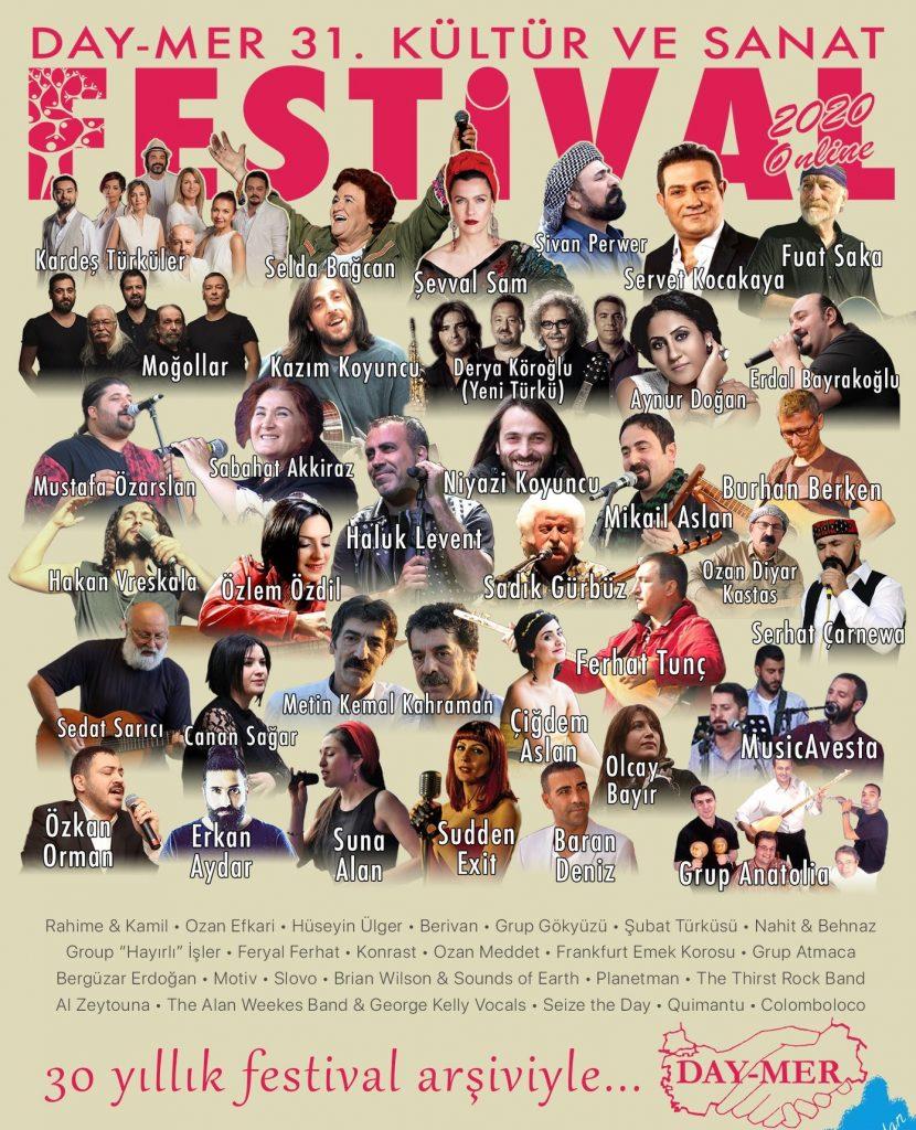 Day-Mer festival took place despite Covid-19