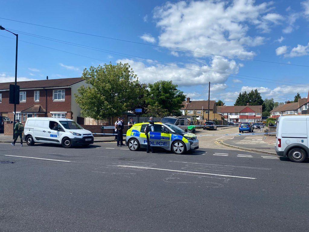 7 gün içinde 7'inci cinayet: Enfield'de bir adam öldürüldü