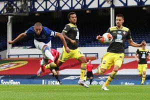Everton ile Southampton 1-1 berabere kaldı