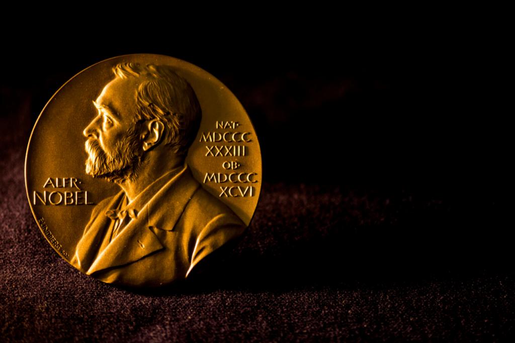 Nobel Ödül Töreni iptal edildi
