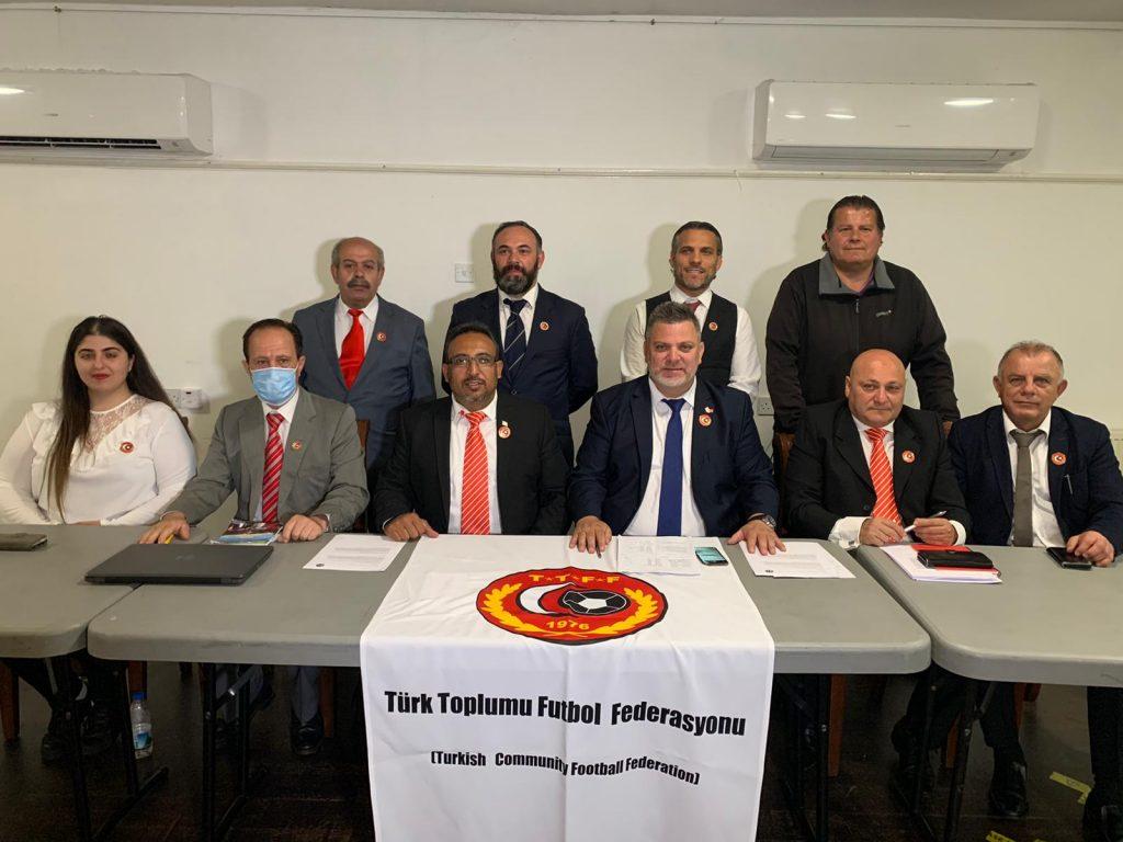 TTFF'nin yeni yönetim kurulu belirlendi