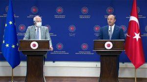 Dışişleri Bakanı Çavuşoğlu: AB, Türkiye aleyhine kararlar alırsa bunun karşılığını vermek zorunda kalacağız